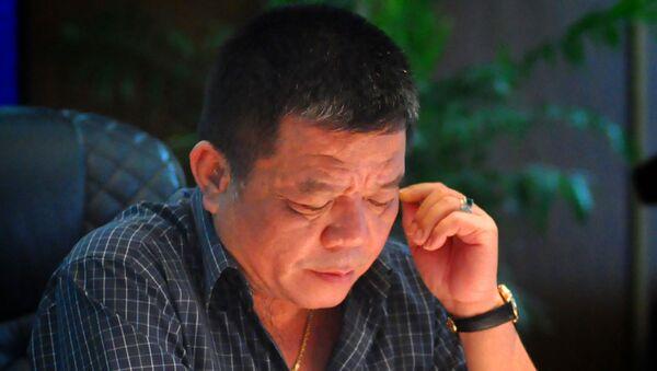 Ông Trần Bắc Hà thời còn làm Chủ tịch BIDV - Sputnik Việt Nam