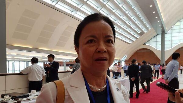 Bà Nguyễn Thị Mai Thanh - Sputnik Việt Nam