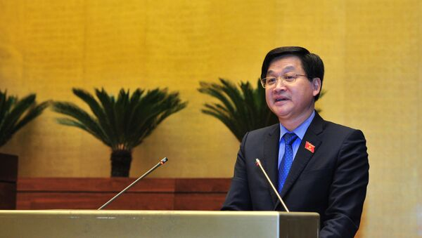Tổng Thanh tra Chính phủ Lê Minh Khái - Sputnik Việt Nam