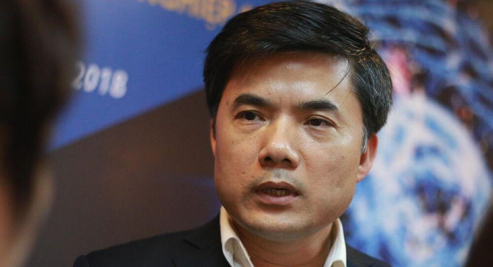 Ông Bùi Văn Linh, Phó Vụ trưởng phụ trách Vụ Giáo dục Chính trị và Công tác học sinh, sinh viên (Bộ GD-ĐT).