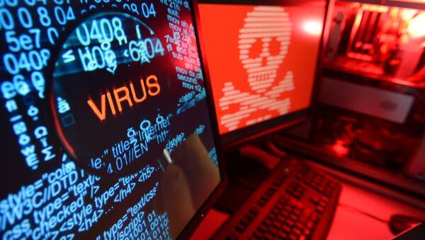 virus máy tính - Sputnik Việt Nam