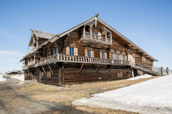Khu bảo tồn-Bảo tàng Kizhi ở Karelia - Sputnik Việt Nam