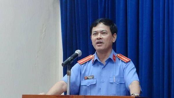 Ông Nguyễn Hữu Linh - Sputnik Việt Nam