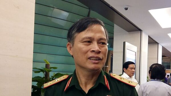 Trung tướng Trần Văn Độ - Sputnik Việt Nam
