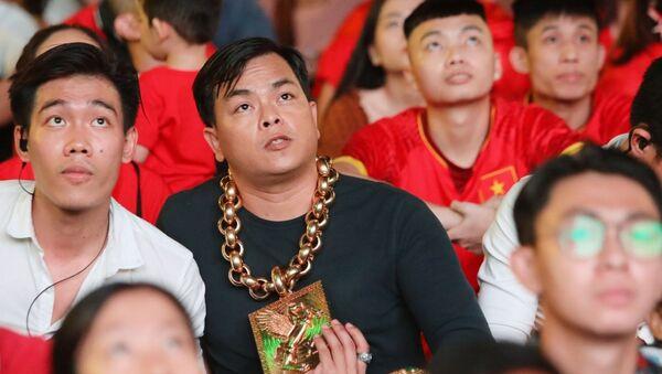 Phúc XO đeo 13kg vàng - Sputnik Việt Nam