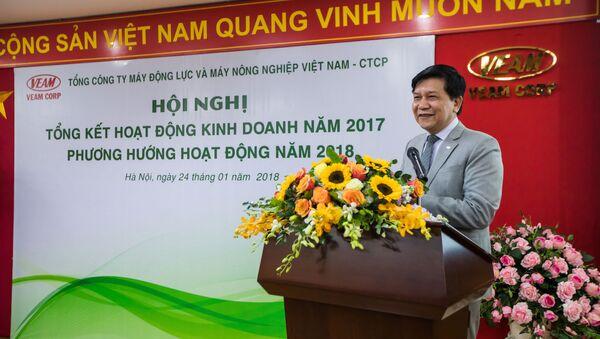 Ông Trần Ngọc Hà - Sputnik Việt Nam