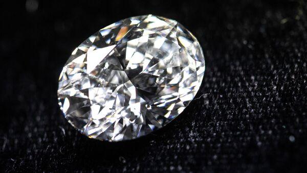 Viên kim cương của tập đoàn Alrosa - Sputnik Việt Nam