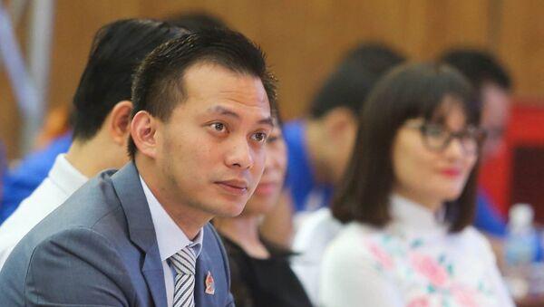 Ông Nguyễn Bá Cảnh. - Sputnik Việt Nam