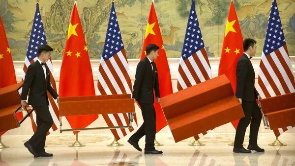 Trung Quốc và Hoa Kỳ  - Sputnik Việt Nam