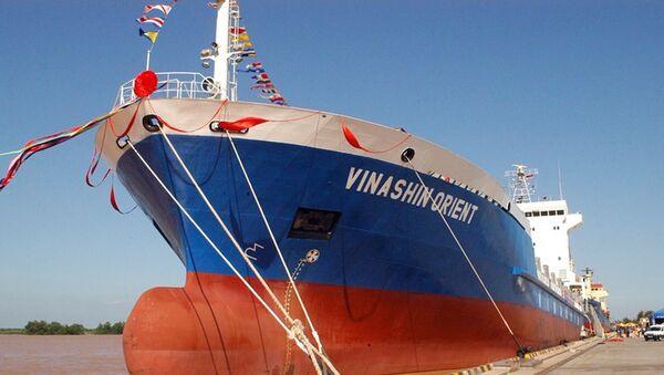 Vinashin - Sputnik Việt Nam