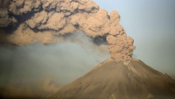 phun trào núi lửa  - Sputnik Việt Nam