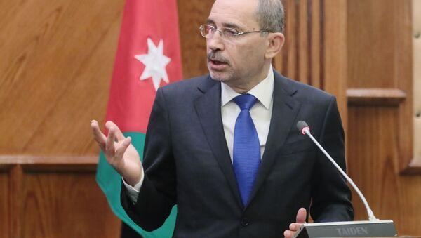 Bộ trưởng Ngoại giao Jordan Ayman al-Safadi  - Sputnik Việt Nam