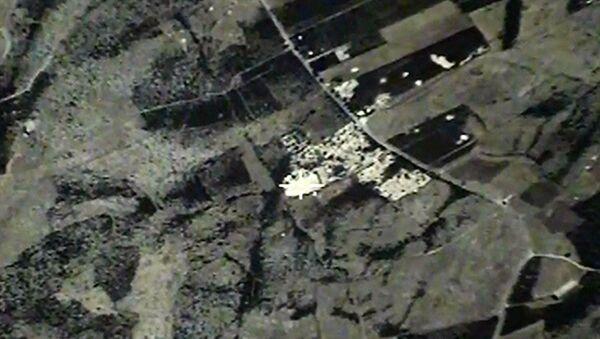Không lực Nga tiêu diệt bốn sở chỉ huy IS ở tinh Idlib - Sputnik Việt Nam