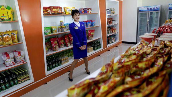 Đại sứ quán kể về những loại thực phẩm của Nga được ưa chuộng ở Bắc Triều Tiên - Sputnik Việt Nam