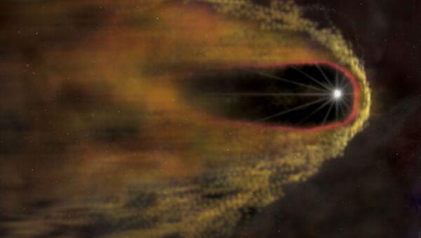 ngôi sao xung  - Sputnik Việt Nam