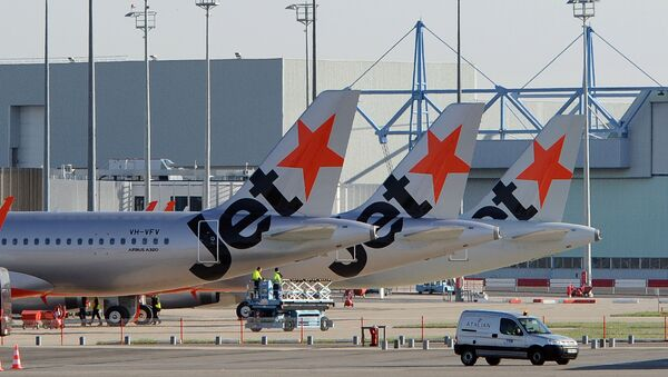 Máy bay của Jetstar Airways - Sputnik Việt Nam