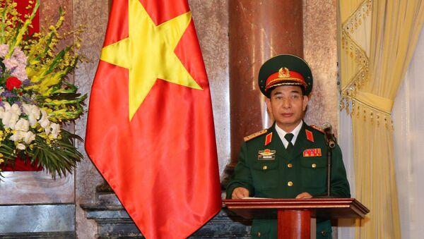 Thượng tướng Phan Văn Giang - Sputnik Việt Nam
