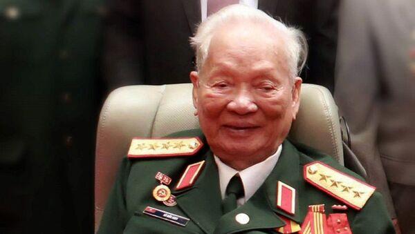 Đại tướng, nguyên Chủ tịch nước Lê Đức Anh - Sputnik Việt Nam