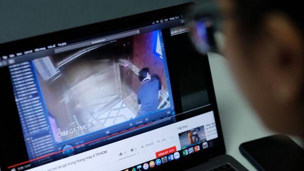 Vụ ông Nguyễn Hữu Linh sàm sỡ bé gái trong thang máy - Sputnik Việt Nam