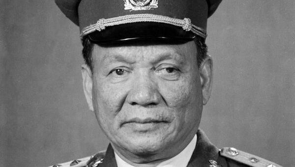 Nguyên Chủ tịch nước Lê Đức Anh  - Sputnik Việt Nam