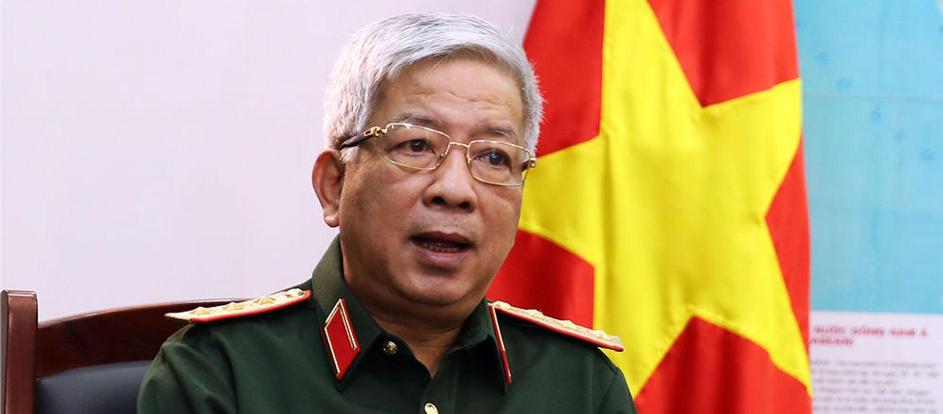 Thứ trưởng Bộ Quốc phòng Nguyễn Chí Vịnh - Sputnik Việt Nam, 1920, 14.06.2019