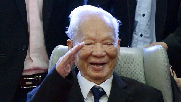 Nguyên Chủ tịch nước - Đại tướng Lê Đức Anh - Sputnik Việt Nam