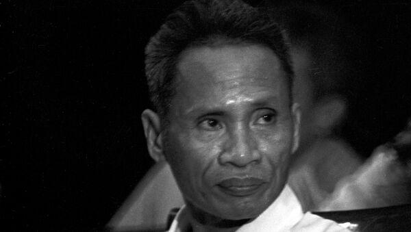 Ông Phạm Văn Đồng - Sputnik Việt Nam