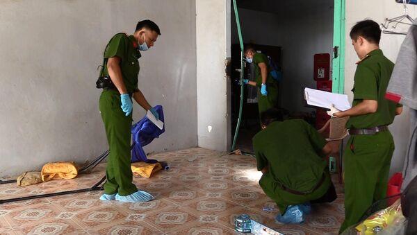 Bình Dương khẩn trương điều tra vụ trọng án 3 người chết trong một nhà - Sputnik Việt Nam