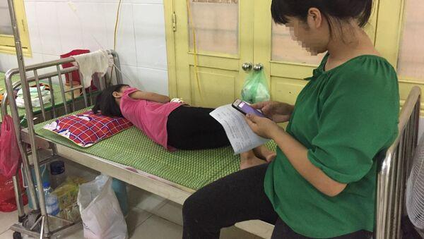 Bé gái lớp 2 nghi bị xâm hại ở Nghệ An - Sputnik Việt Nam