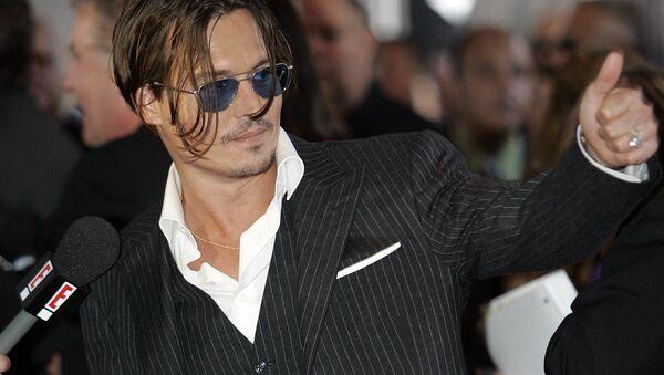 Johnny Depp  - Sputnik Việt Nam