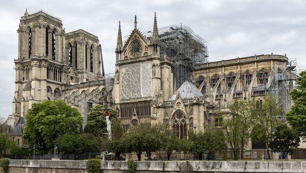 Nhà thờ Đức Bà Paris - Sputnik Việt Nam