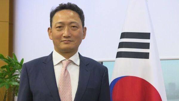 Đại sứ Hàn Quốc tại Việt Nam Kim Do-hyon - Sputnik Việt Nam