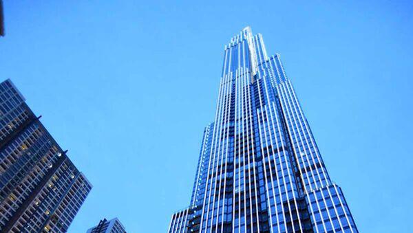Khách sạn nằm từ tầng 47 đến 77 của tòa tháp Landmark 81 - Sputnik Việt Nam