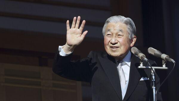 Hoàng đế Akihito  - Sputnik Việt Nam
