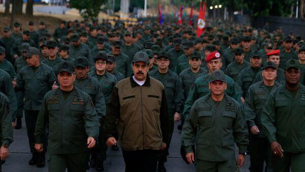 Nicolas Maduro  - Sputnik Việt Nam