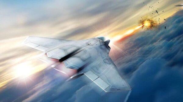 vũ khí laser - Sputnik Việt Nam