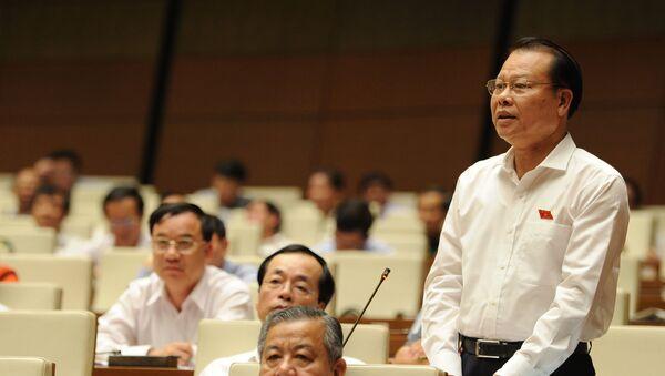 Cựu Phó thủ tướng Vũ Văn Ninh - Sputnik Việt Nam