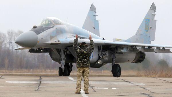 MiG-29 của Ukraina - Sputnik Việt Nam