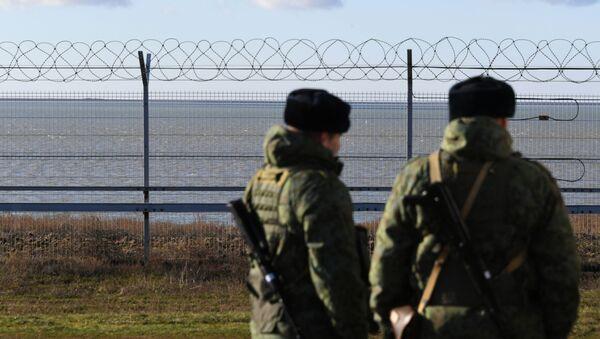 biên giới với Nga - Sputnik Việt Nam