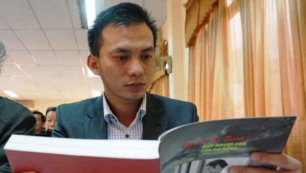 Ông Nguyễn Bá Cảnh, con trai ông Nguyễn Bá Thanh - Sputnik Việt Nam
