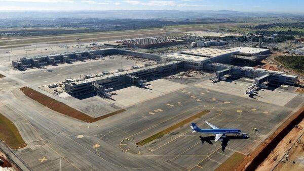 Sân bay quốc tế Viracopous ở Campinas, bang Sao Paulo, Brazil - Sputnik Việt Nam