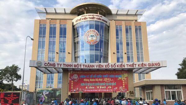 Trụ sở Công ty xổ số kiến thiết Kiên Giang - Sputnik Việt Nam