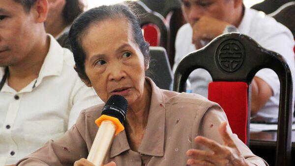 Chuyên gia kinh tế Phạm Chi Lan  - Sputnik Việt Nam