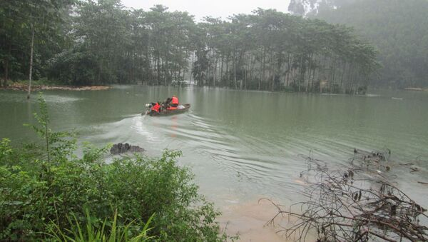 Hồ thủy điện Sông Tranh 2 - Sputnik Việt Nam