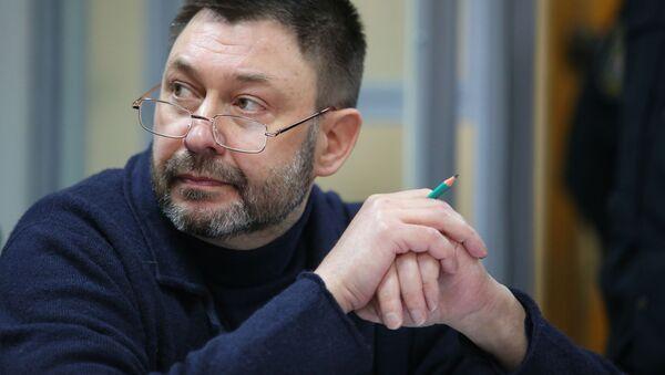 Nhà báo Kirill Vyshinsky - Sputnik Việt Nam