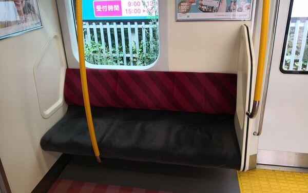 Tàu điện ngầm ở Nhật Bản - Sputnik Việt Nam