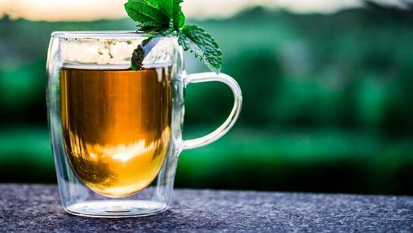 Стакан чая с мятой - Sputnik Việt Nam