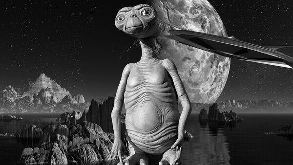 Người ngoài hành tinh - Sputnik Việt Nam
