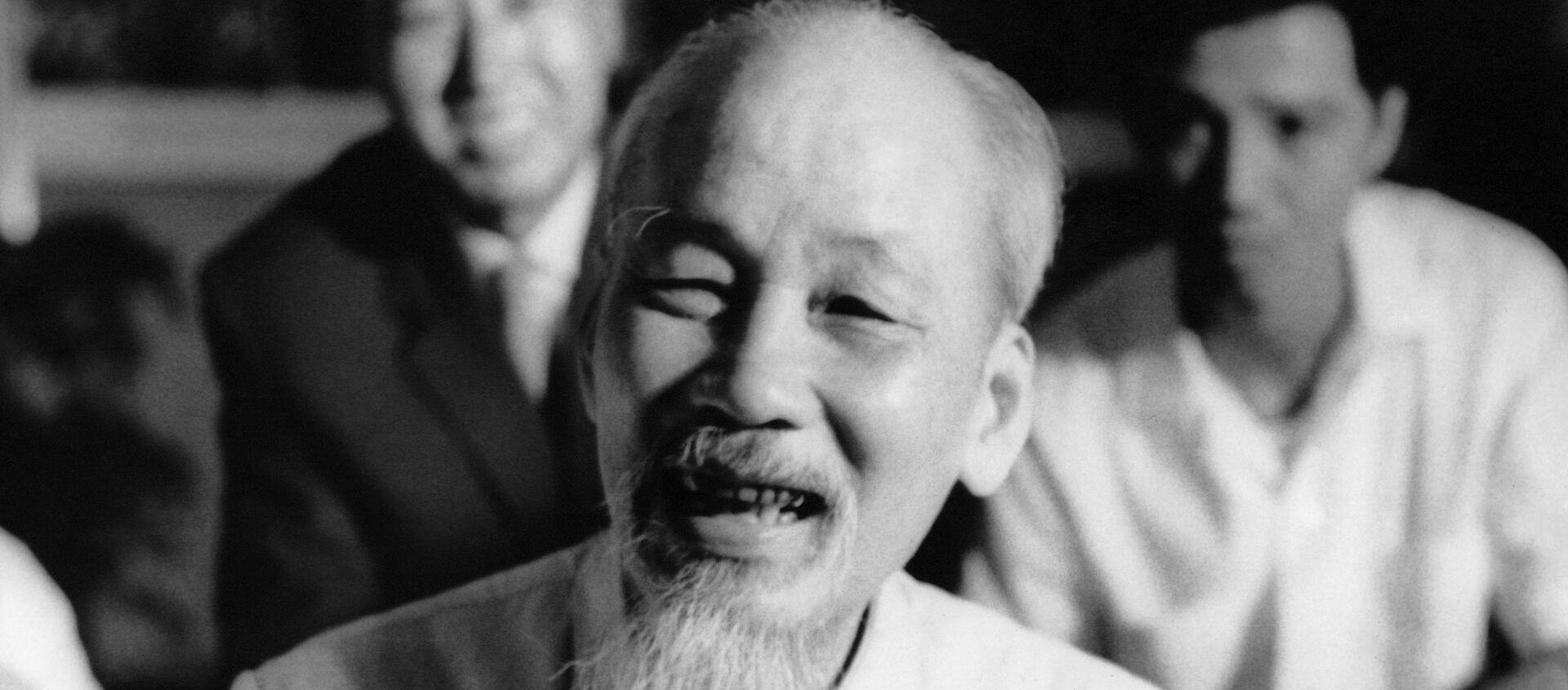 Chủ tịch Hồ Chí Minh - Sputnik Việt Nam, 1920, 19.05.2021