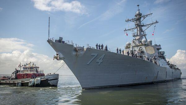 USS McFaul  - Sputnik Việt Nam